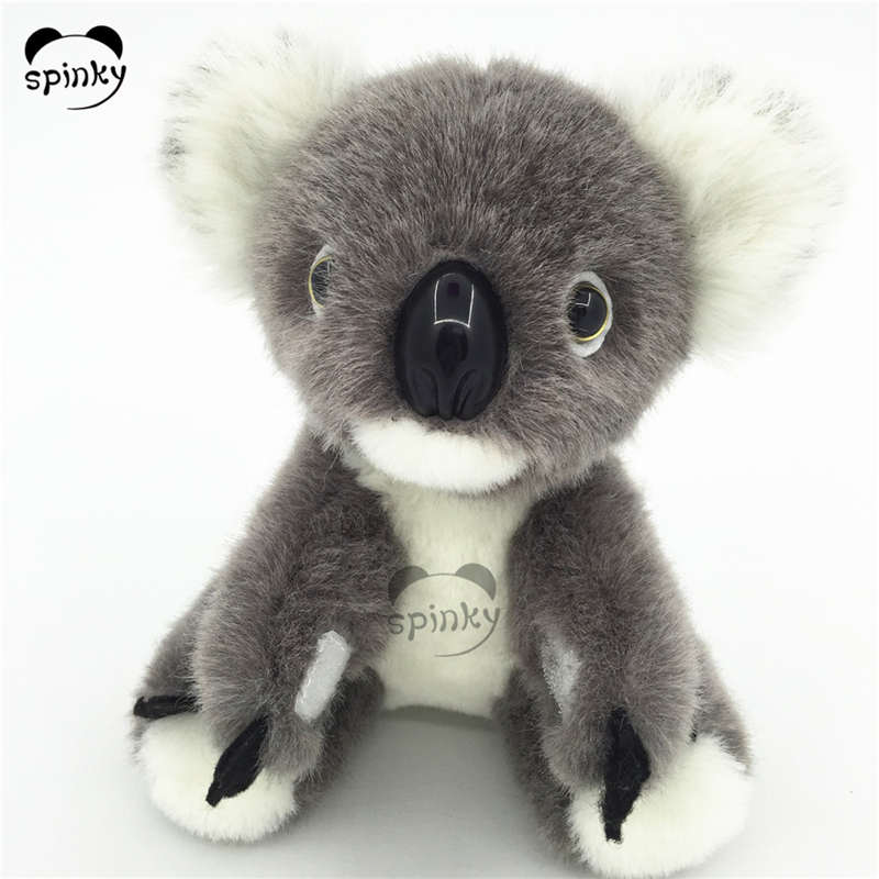 Custom classic plush stuffed koala bear soft toy for wholesale