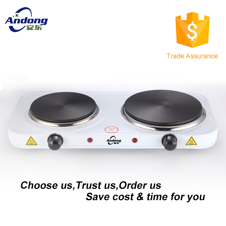 Manufacturer Portable soild burner electric stove oven with CE