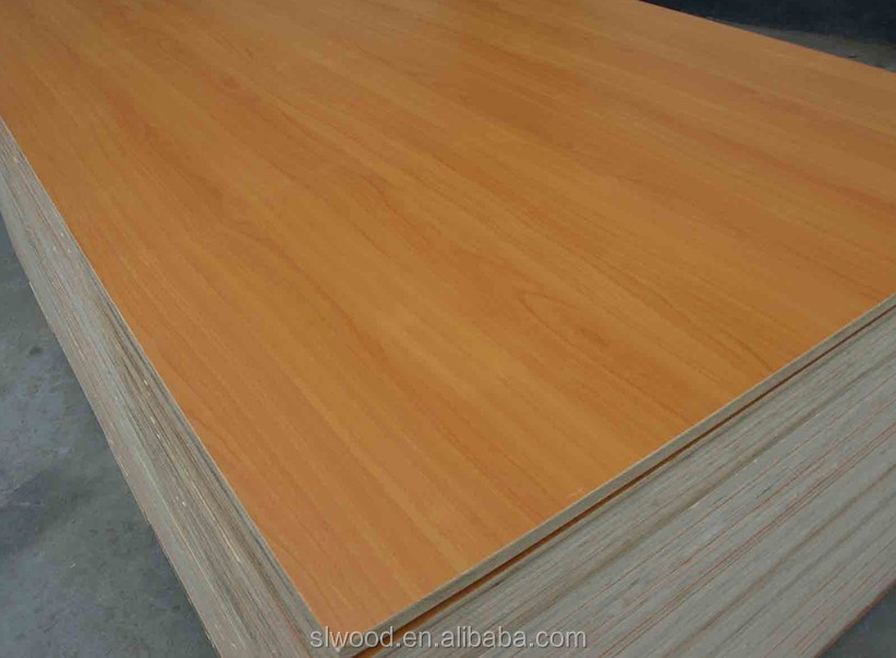 Melamine faced plywood, melamine laminated plywood, melamine board