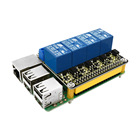 keyestudio 5v RPI 4 channel-Relay Shield Expansion board for Raspberry Pi 4B CE certification