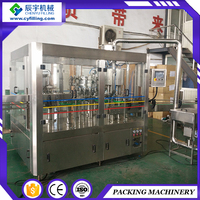 Newest juice pouch spare parts beverage aseptic filling machine