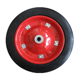 13x3 300-8 350-8 SR2500 solid rubber wheel with metal or plastic rim for wheelbarrow wheel barrow