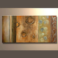 Newest Handmade Original Abstract Oil Painting For Decor