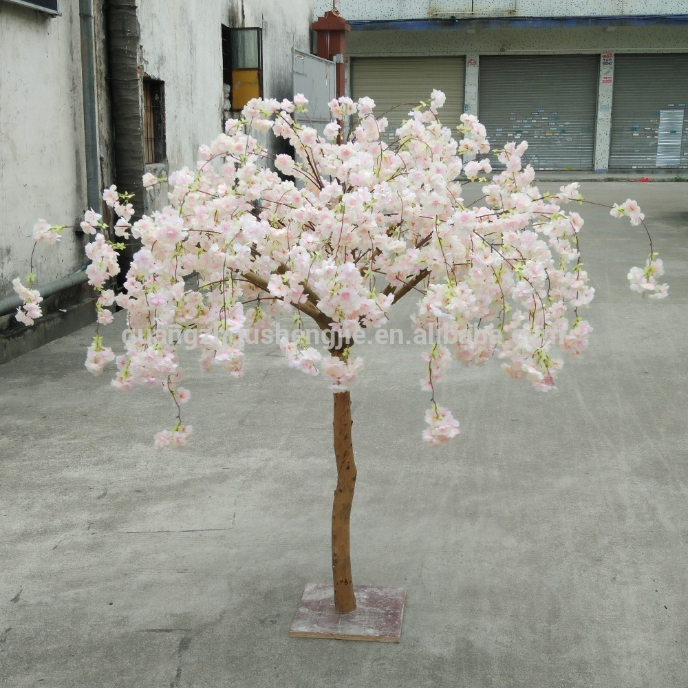 Artificial Flowering Bonsai Tree Decorative Wedding Table Tree Centerpieces Artificial Cherry Blossom Tree Buy Artificial Flowering Bonsai Tree Artificial Cherry Blossom Tree Wedding Table Tree Centerpieces Product On Alibaba Com