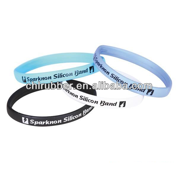 2014 CHEAP silicone ankle bracelet bangle