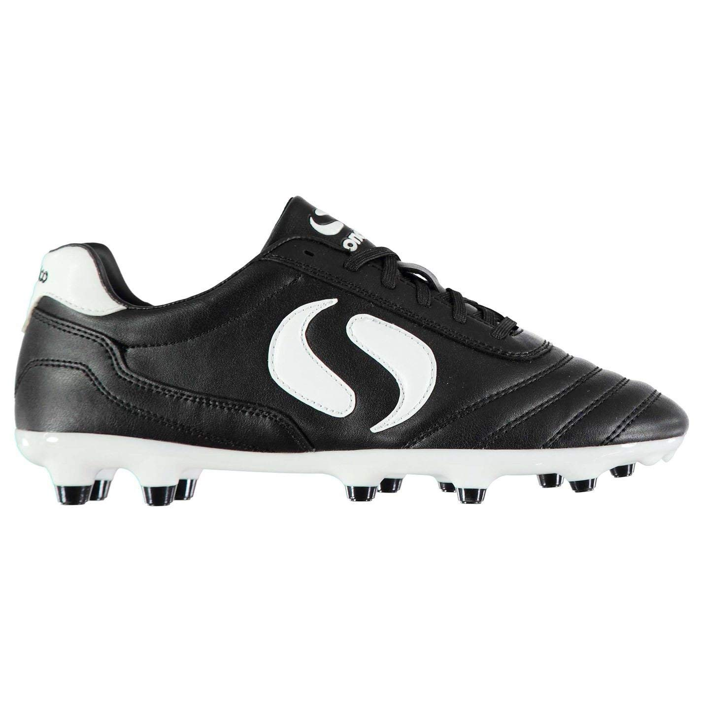 aa72a6f53 Get Quotations · Sondico Kids Strike FG Juniors Football Boots Firm Shoes