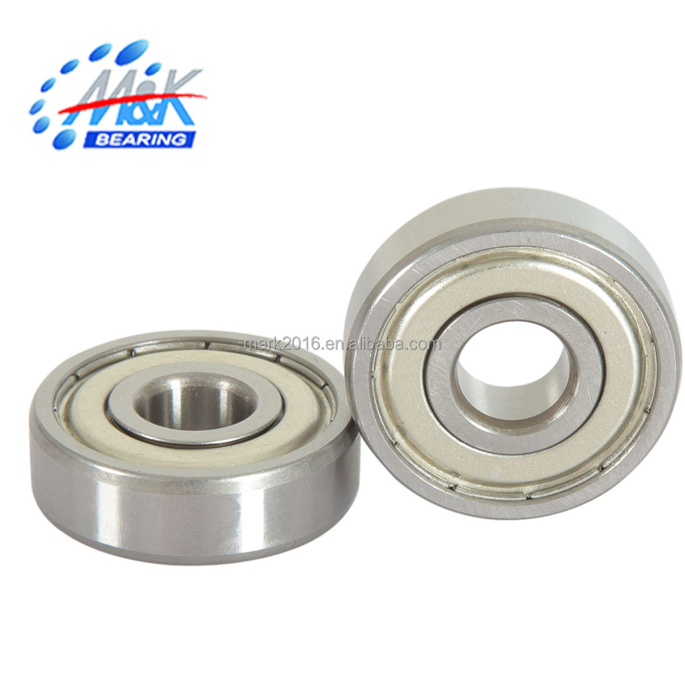 6204 Zz Electric Motor Bearing Professional Production Inch Deep Groove Ball Bearing