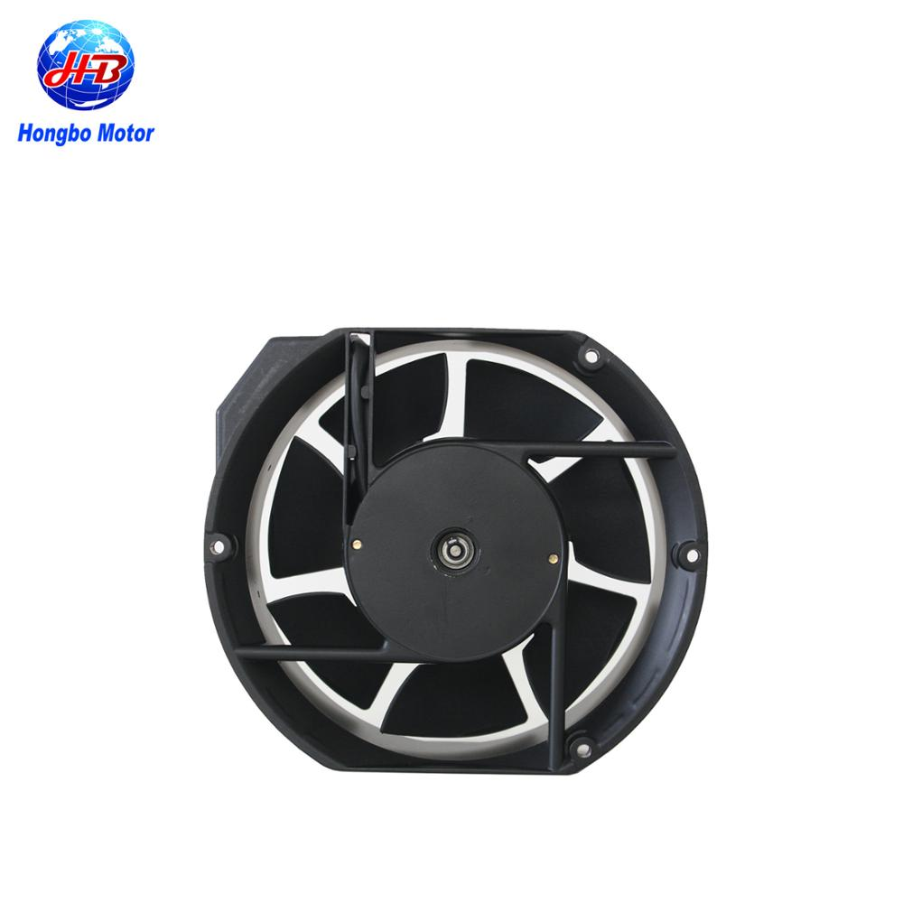 Low price AC BRUSHLESS FAN COOLER 110/220V DUAL VOLTAGE FAN