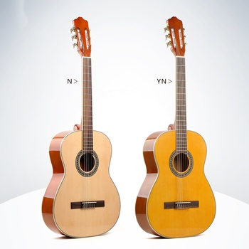 China brand factory price concert classical guitar 39 inch for sale