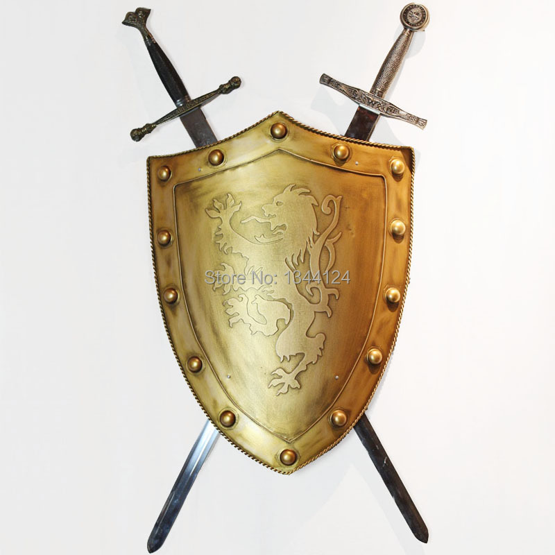 Amazing Sword And Shield Wall Decor Collection - Wall Art Design ...