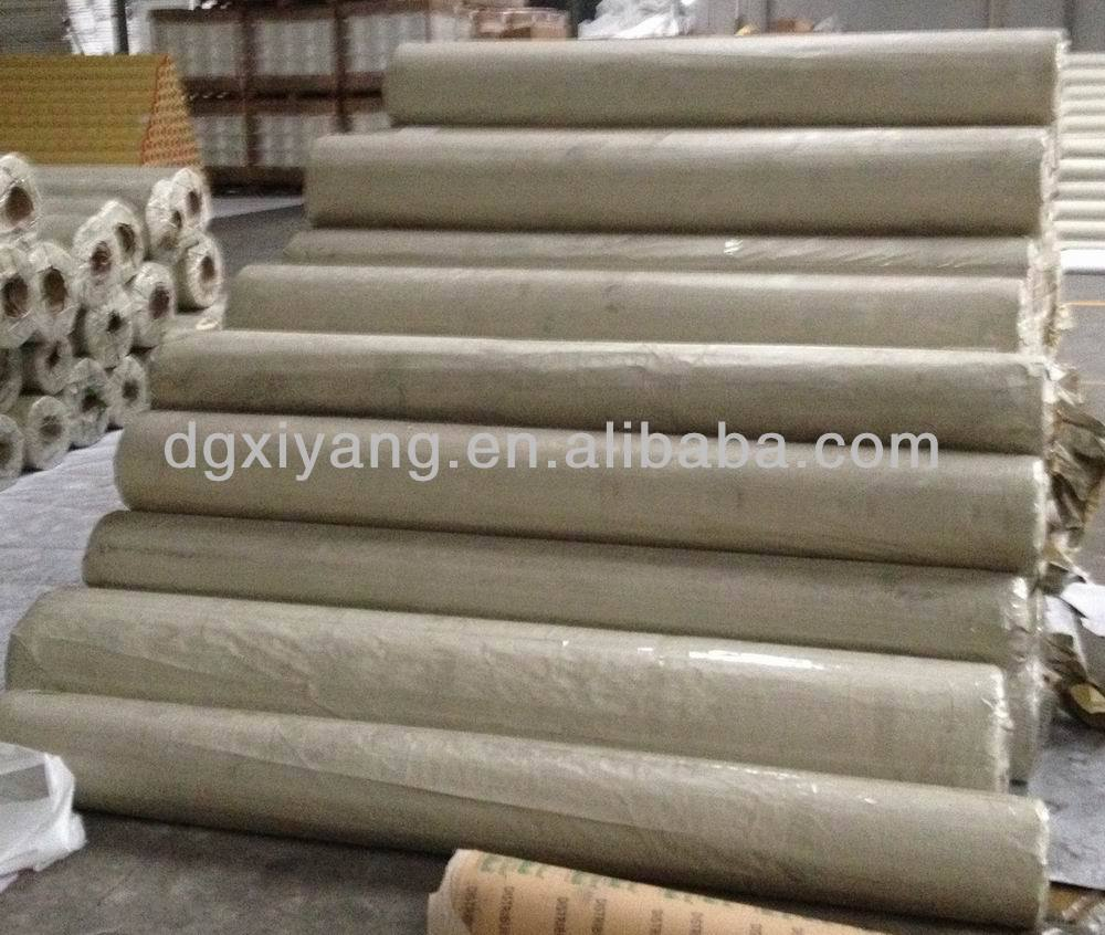 pvc transparent flex Glossy stock lots