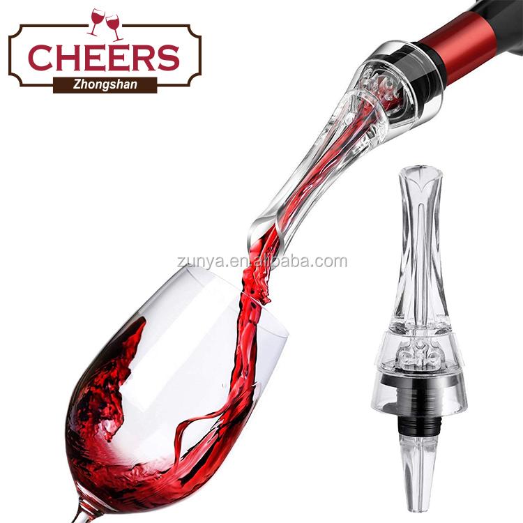 אמזון נשר יין Aerator Pourer, פרימיום מהיר נץ מתאוורר Pourer זרבובית, בית בר מטבח יין אבזר כלי