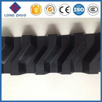 China manufacturer cooling tower PVC drift eliminator