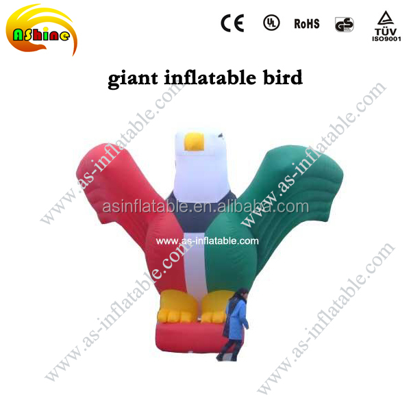 giant inflatable eagle model for sale
