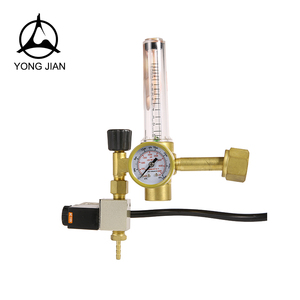 hydroponic plant growth regulator co2 regulator with solenoid