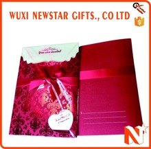 Promotional Cheap Led Wedding Invitation Card