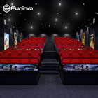 Original factory supply 9 seats 9d cinema simulator and 5d electrical system cinema 5 d