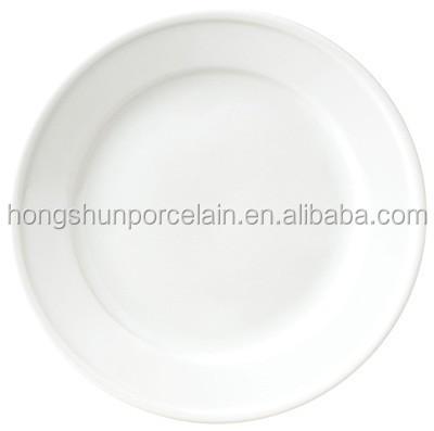 Wholesale Royal White Porcelain Dinner Plate Dishes,Elegant Ceramic ...