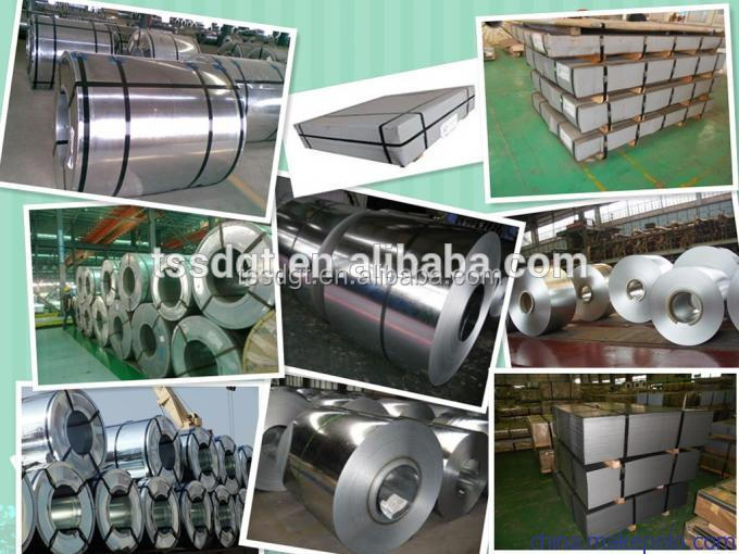 PPGI/HDG/GI/SPCC DX51 ZINC Cold rolled/Hot Dipped Galvanized Steel Sheet 4mm/Plate/Strip