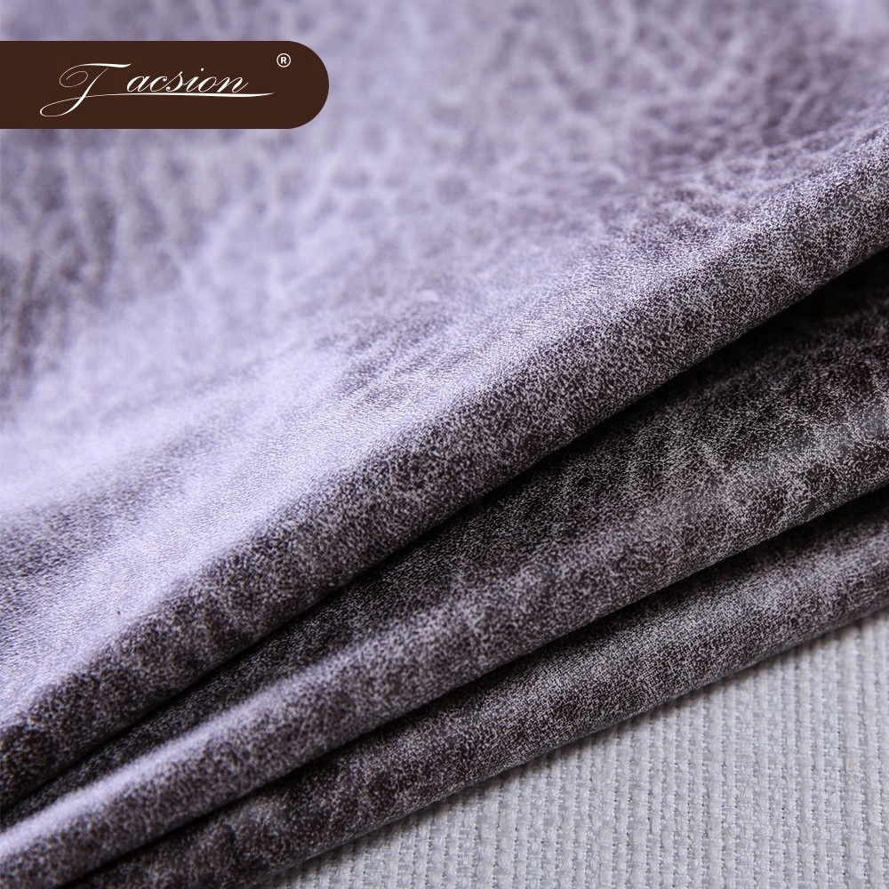 Cheap Micro Synthetic Suede Velvet Sofa Fabric