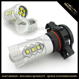 H11 C REE LED Projector Fog Light DRL lamp No Error for Audi A3 A4 A5