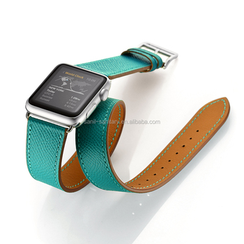 For Personalized Apple Watch Bands Genuine Leather Watch Strap Long Watch Bands Buy Genuine Leather Watch Strap For Personalized Apple Watch