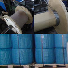 galvanized steel wire rope for hanger making
