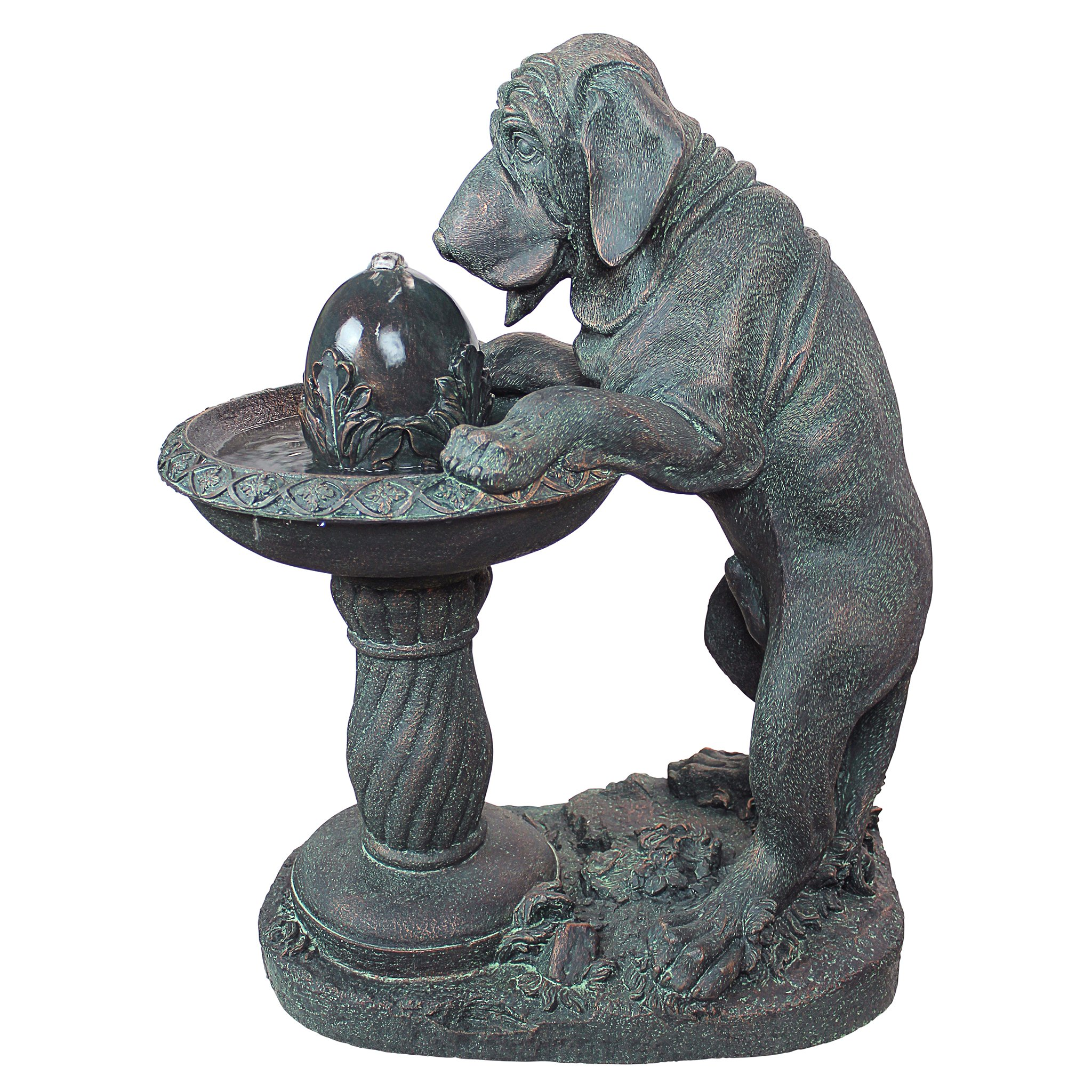 Outdoor Dog Water Fountain Find