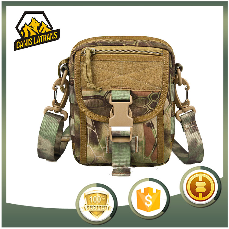 2017 Newest Combat Climbing Samll Double Single <strong>Shoulder</strong> Back Pack Wholesale