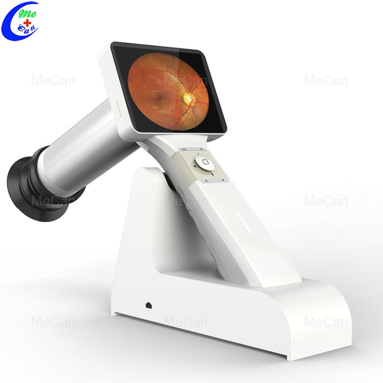 Портативный цифровой портативный глаз экзамена Fundus камера, офтальмологическая камера Fundus