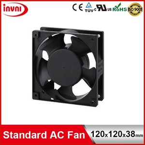 Standard SUNON 12038 Mini 120x120 Small Exhaust Axial Flow 120mm AC Cooling Fan 220V 230V 240V 120x120x38 mm (DP201A 2123HSL.GN)