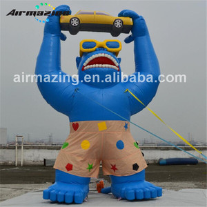 Purple Gorilla Inflatable Purple Gorilla Inflatable Suppliers And