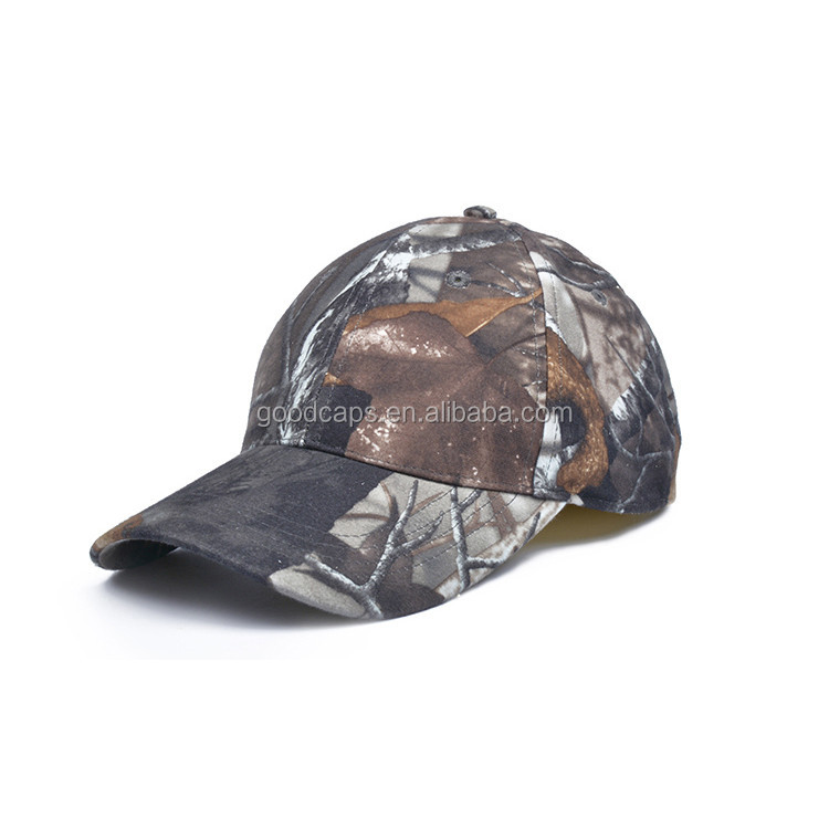 ad94a702c81e1 leaf camo baseball caps and hats men outdoor sport cap customized  promotional hat