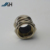 Waterproof IP68 Standard type Metal Brass with nickel plated Cable Glands pg size 7 9 11 13.5 16 21 29 36 42 48 connector