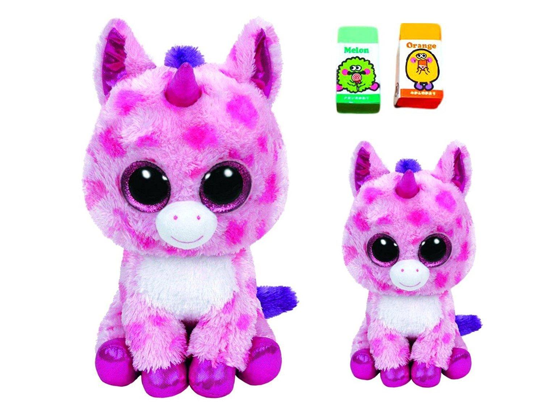 6368d0946e1 Buy Ty Beanie Boos Sugar Pie Unicorn Plush Toys Set of 2 Medium (9 ...