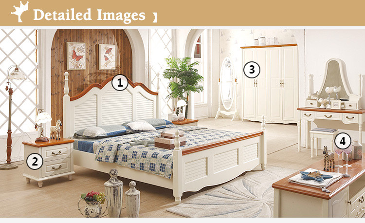 Bedroom Set Picture Provided New Mediterranean Style