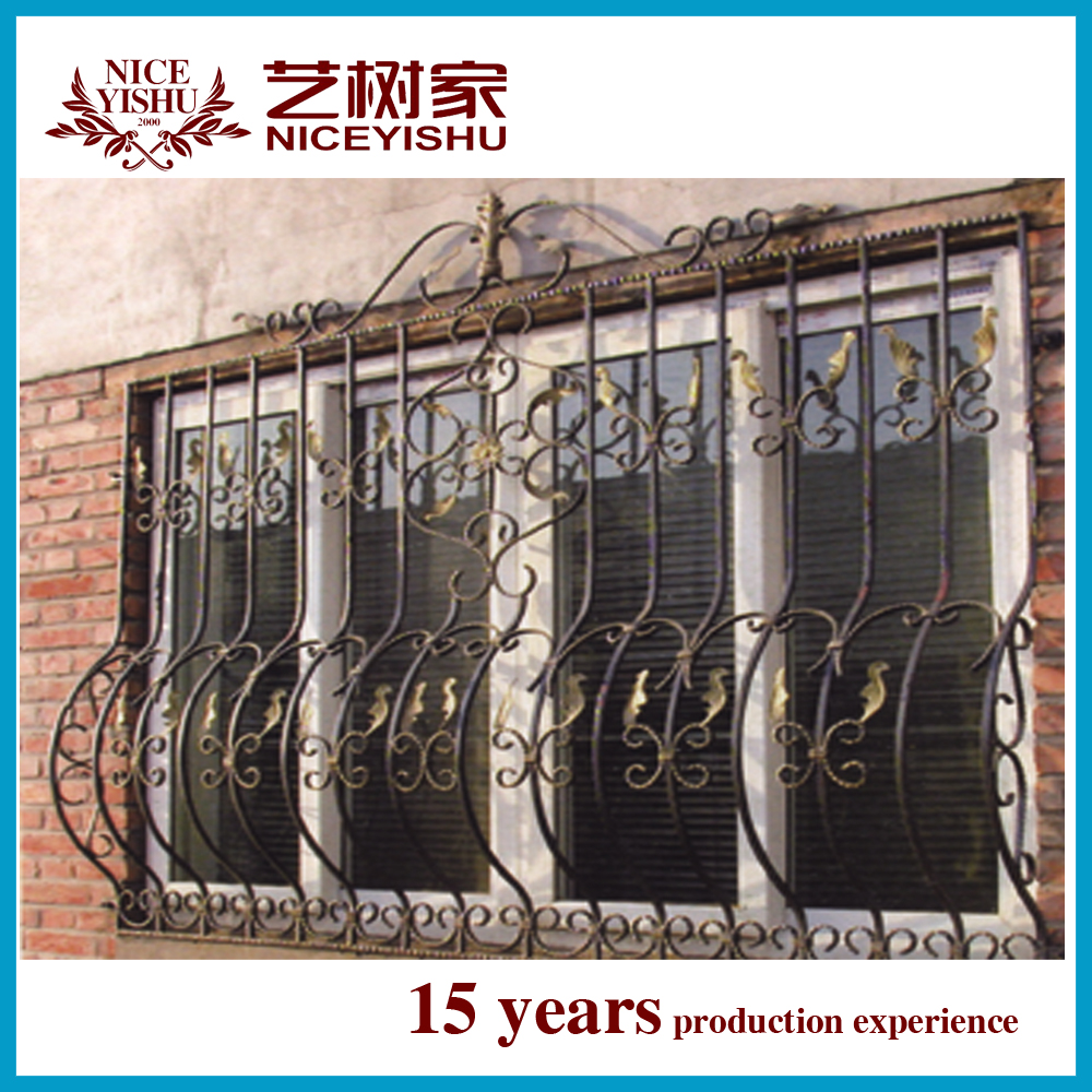 Safety Window Grill Design,Simple Iron Window Grills,Window Grill ...