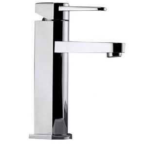 Factory direct sales square basin faucet industrial kitchen taps