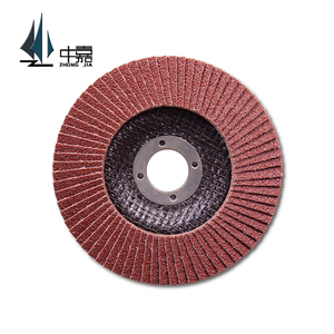 Aluminum Oxide 4 1/2 Inch Auto Body Flap Disc Sanding Grinding Wheel 10 Pack Type 27