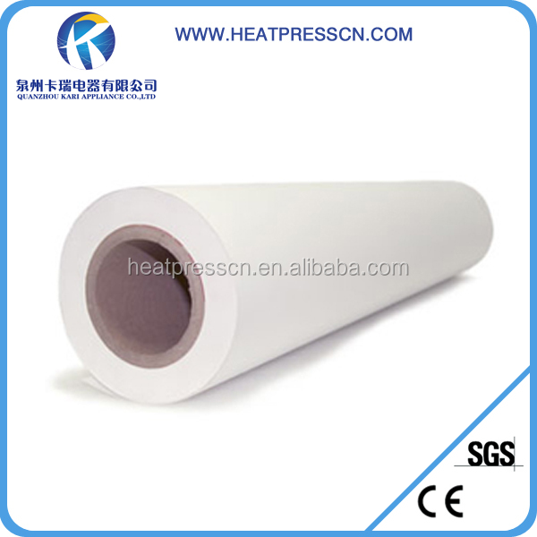 high quality Sublimation Heat Transfer Paper Roll size