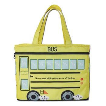 Deekids Summer Yellow School Bus Design