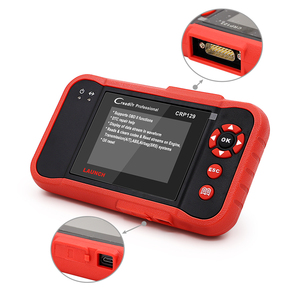 Launch CRP 129 OBD2 Code Reader Launch X431 Creader CRP129 Auto Car Scanner Tools OBDII Scanner
