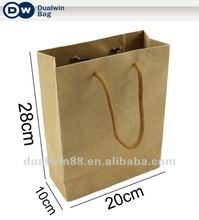 Most Fashion 2012 Packing Decoration Paper Bag