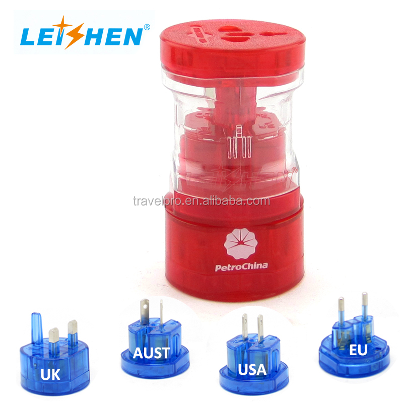 Wholesale Bulk Gift Ideas Top Rated USB Travel Adapter Unique Best Friend Gift Ideas