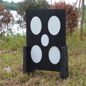 Combat Archery soft tag colorful 5 spot foam target for archery game