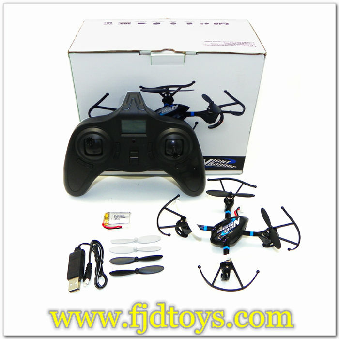 2014 New Promotional Products Novelty Items Q1 2.4g 4ch RC Quadcopter RTF