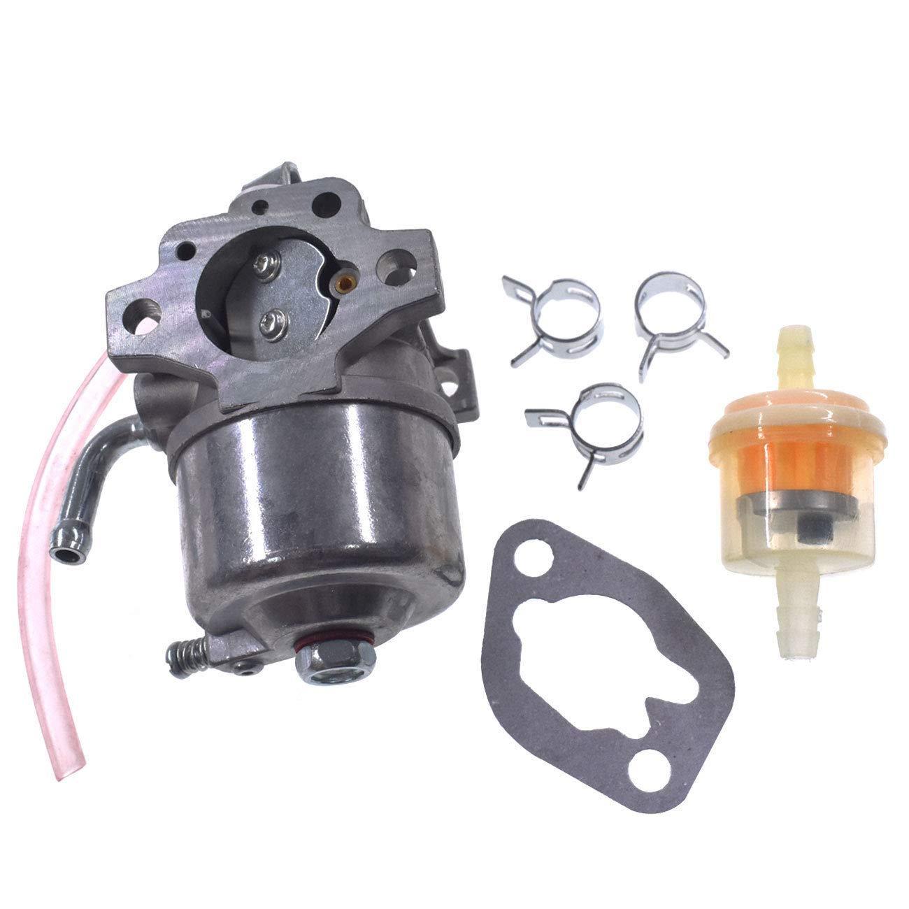 FidgetFidget Carburetor Fits for Kawasaki FC150V 4 Stroke 14SB Mower Carb
