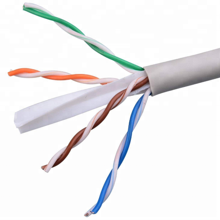 Factory Direct Sell OEM Price UTP FTP SFTP Amoured CAT5e CAT6 CAT6A sftp cable Network Cable