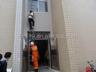 rope rear window salesman 10meters china oem aluminum alloy factory direct sales emergency