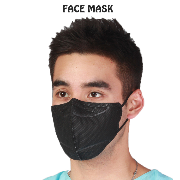 Medical Design Buy medical On Black Product Mask Mask New - Mask face Surgical Cartoon Printed Disposable Funny Clear Face 3ply